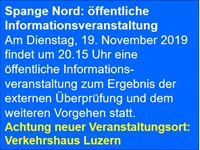 Spange Nord Info